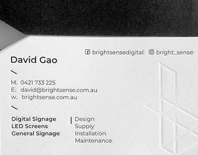 BrightSense Branding