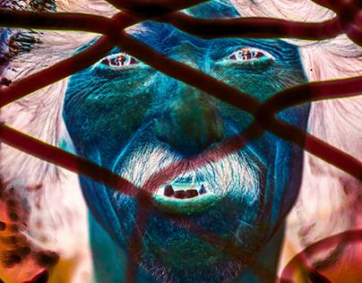 Negativos em Alta Saturação - Série fotográfica