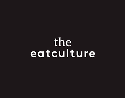 The Eat Culture brand identity