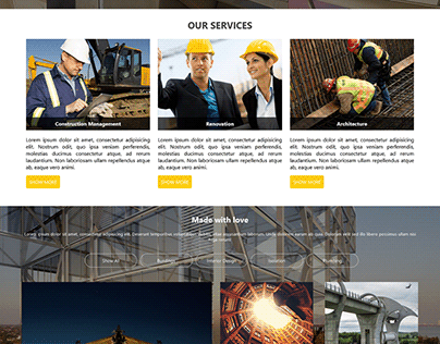 Constrution Services