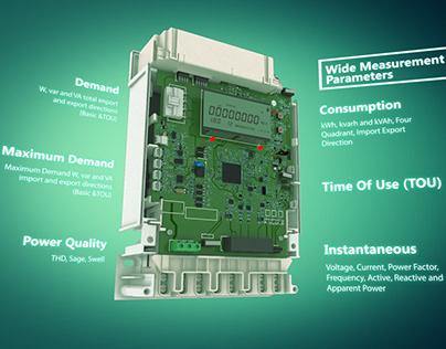 "Presentation for ""Digital Energy Meter"""