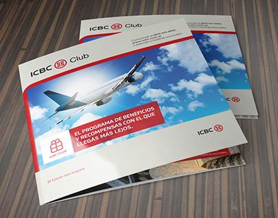 ICBC - Tríptico Club