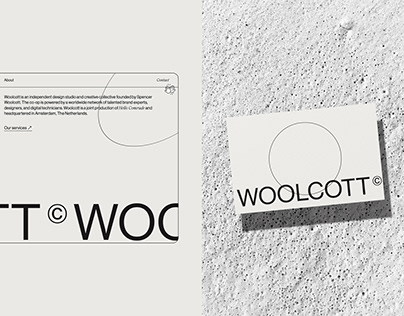 Woolcott | Branding and Website