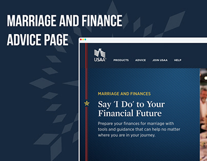 Advice Page Redesign