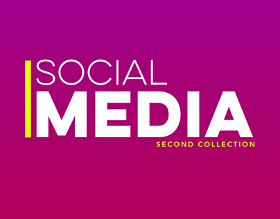 Social Media | Second Collection
