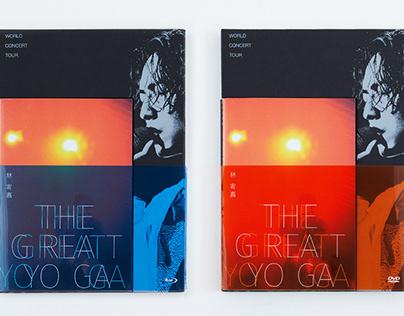 林宥嘉 - THE GREAT YOGA 演唱會 BD/DVD
