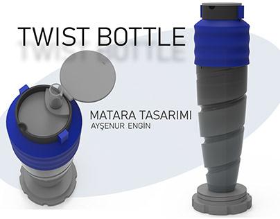 Twist Bottle   aysenur engin
