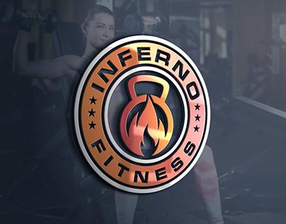 Inferno Fitness Branding