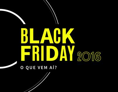 Black Friday 2016 - Infográfico