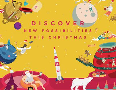 Teckwah X'mas Advent Calendar (2016)