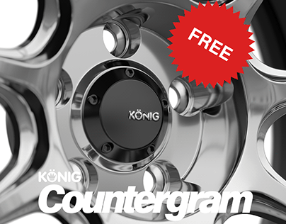 Konig Countergram