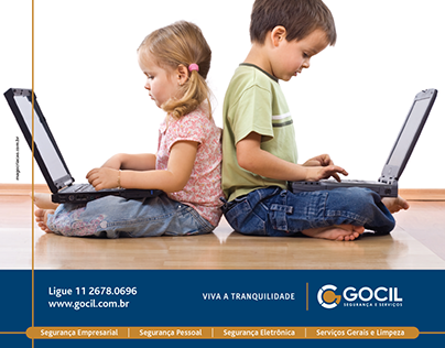 Gocil Security and Service - Ads