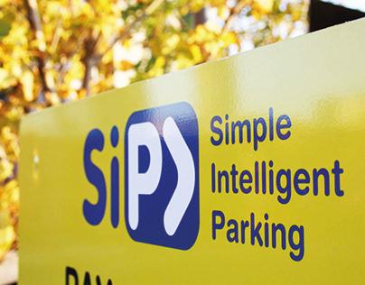 SIP Car Parks - Brand Identity