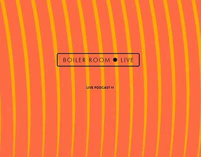 BOILER ROOM x BALLANTINES (LIVE PODCAST)