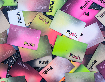 Push Business Cards
