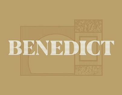 Benedict - Breakfast Cafe & Restaurant | Branding