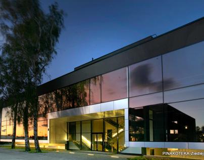 PINAKOTEKA Ltd.- premium office-EXPO hall- investment