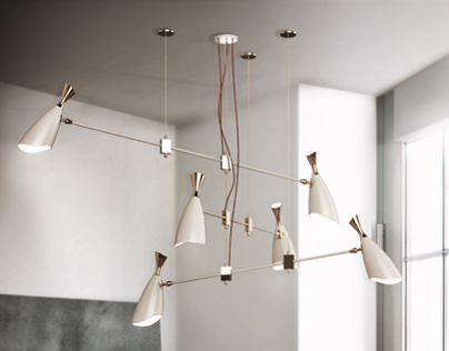 DUKE Lamp |  SUSPENSION