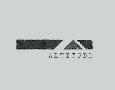 Altitude brand identity