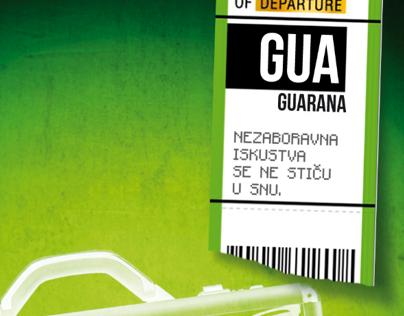 Guarana Travel Ad