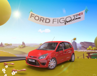 Ford Figo TDCi - TVC
