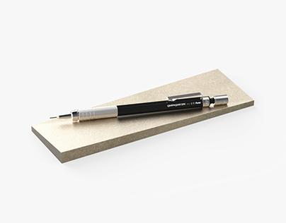 Pen holder & paperweight
