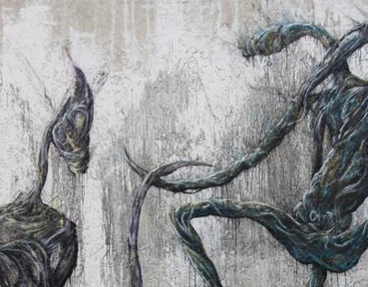 """""""Der letzte Tanz"""" dust 2013 (Wagenhallen/Stuttgart)"""