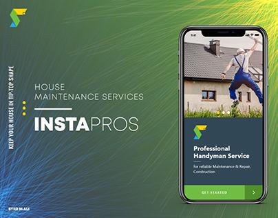 INSTAPROS - Handyman App
