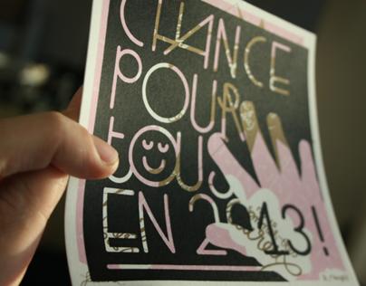 carte chance 2013