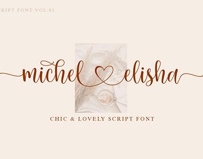 Michel Elisha Script