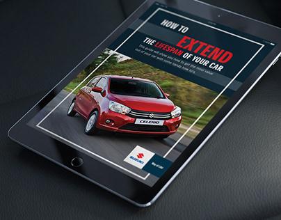 Suzuki - eBook Design