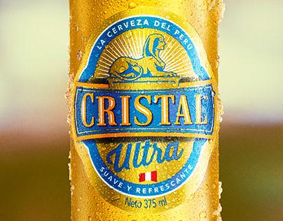 BACKUS - Cristal Ultra Promo