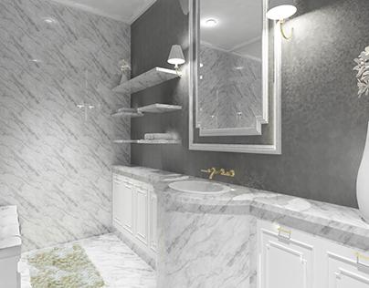 Common Bathroom-American Classic
