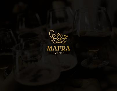 Branding - MAFRA - Organizadora de eventos