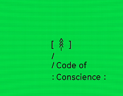 CODE OF CONSCIENCE