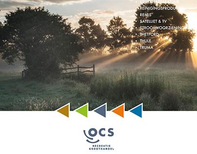 OCS: 'Nieuwe tabbladen voor ordner'