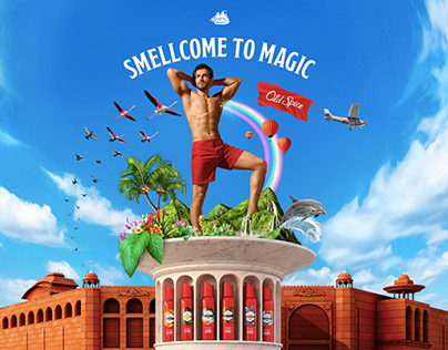Old Spice India Campaign