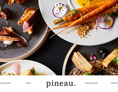 Logo du restaurant Pineau