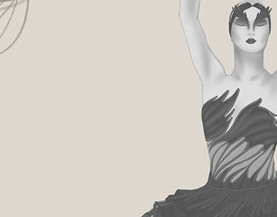 Redesigning the costume of Black Swan