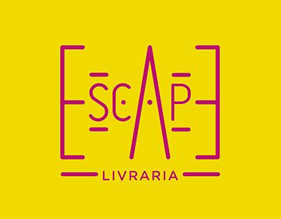 Livraria Escape   Branding