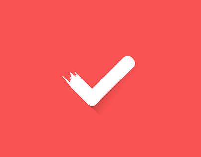 CHECKit - Visual Identity, UI/UX Design