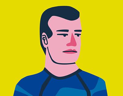 Maraid Design | Illustrated Portrait