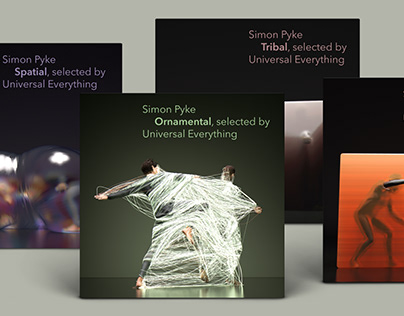 Simon Pyke, selected by Universal Everything