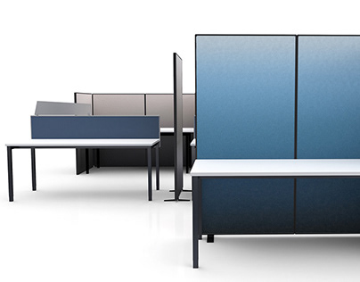 Office Partitioning System