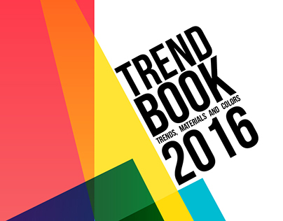 Trend Book 2016 Trend Analysis Color Trim On Behance