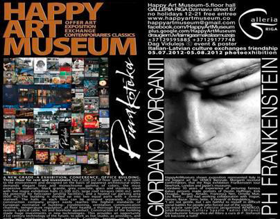 Giordano Morganti MILANO-FRANKENSTEIN@ Happy Art Museum