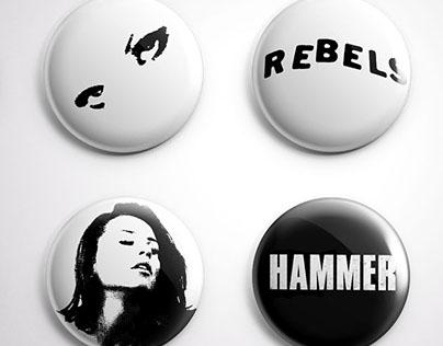 Hammer Poster / Exhibition