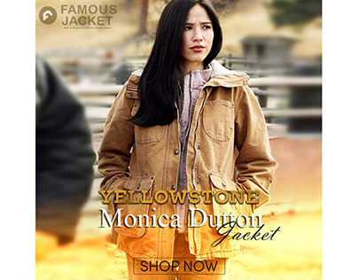 Monica Dutton Jacket In Yellowstone S03