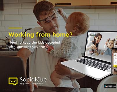 Social Cue | Service Design