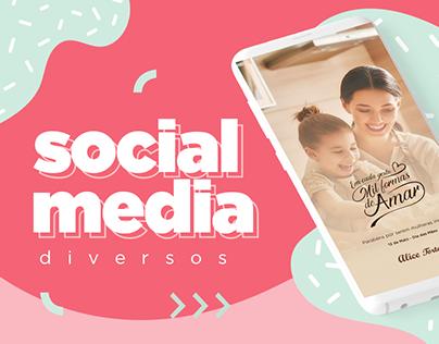Social Media | Diversos (Parte 3)